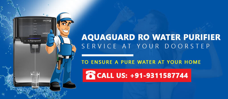 aquaguard water purifier service